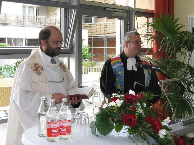 Rede von dem katholischen Pfarrer Schwarz