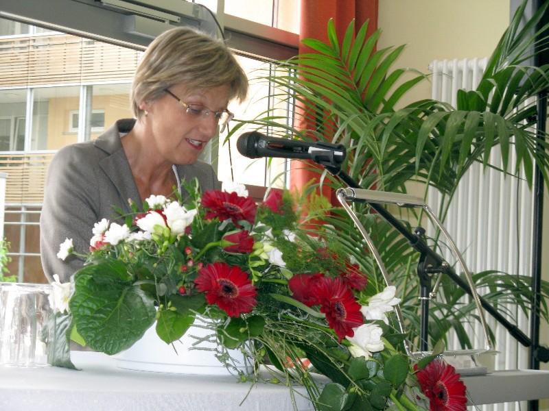 Rede von Landrätin Störr-Ritter