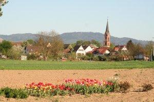 16. April 2007 Blick auf Buchheim