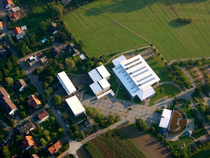 Zentralgebiet in Buchheim
