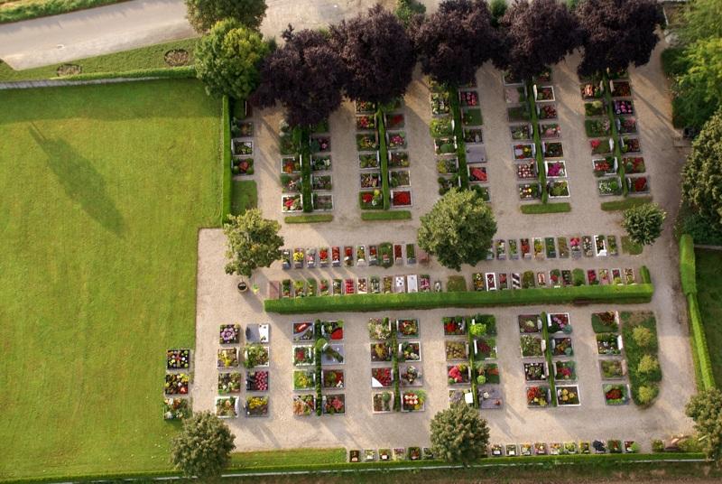 Friedhof in Buchheim