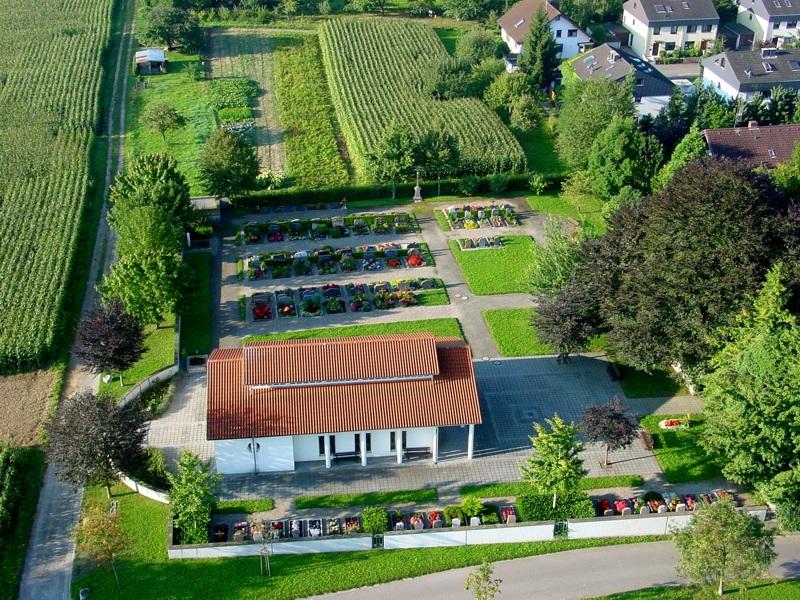 Friedhof in Neuershausen