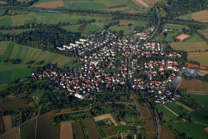 01.10.2007 Holzhausen von Buchheim gesehen