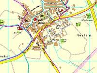 Karte / Ortsplan