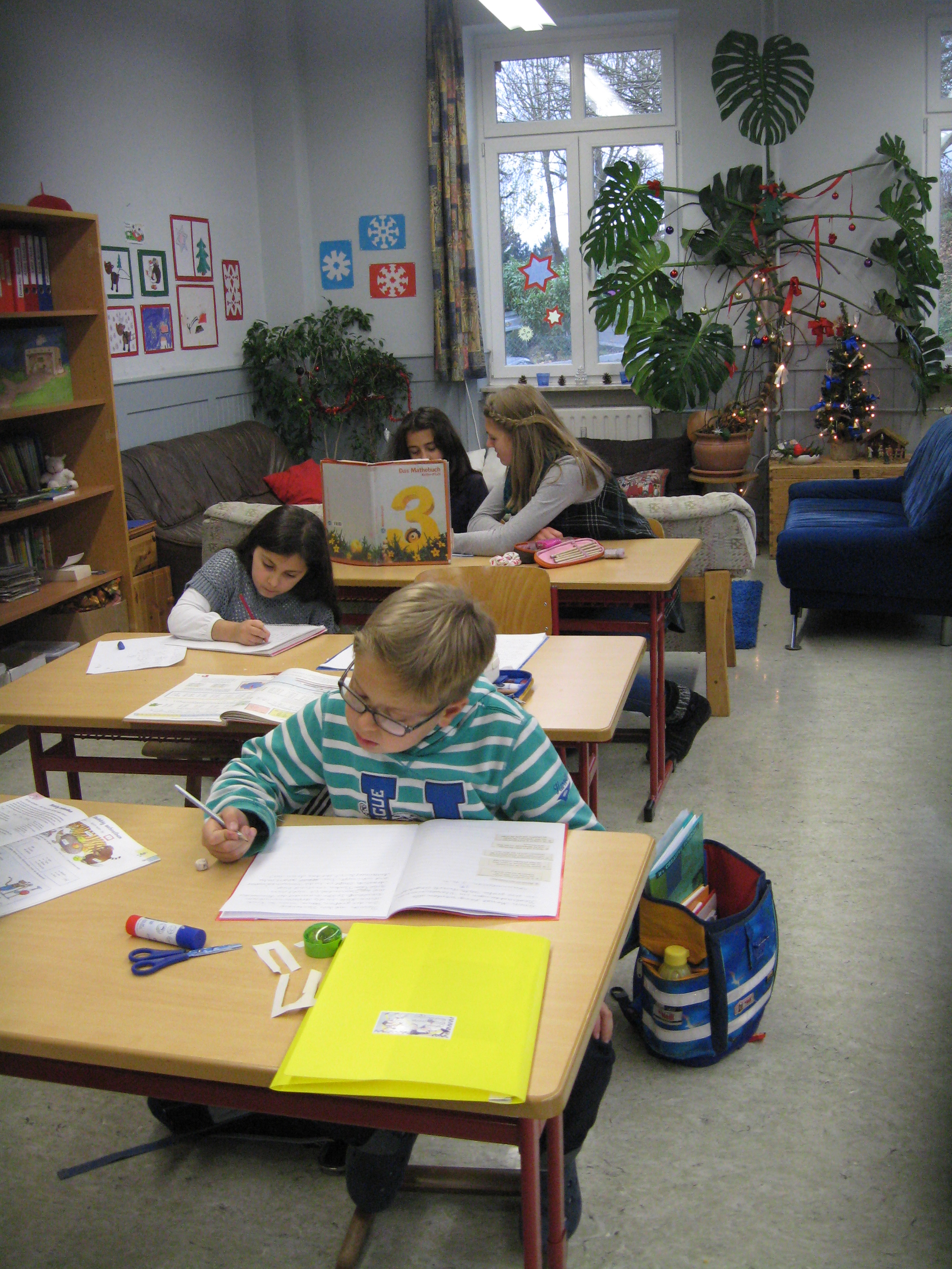 Hort Holzhausen Hausaufgaben