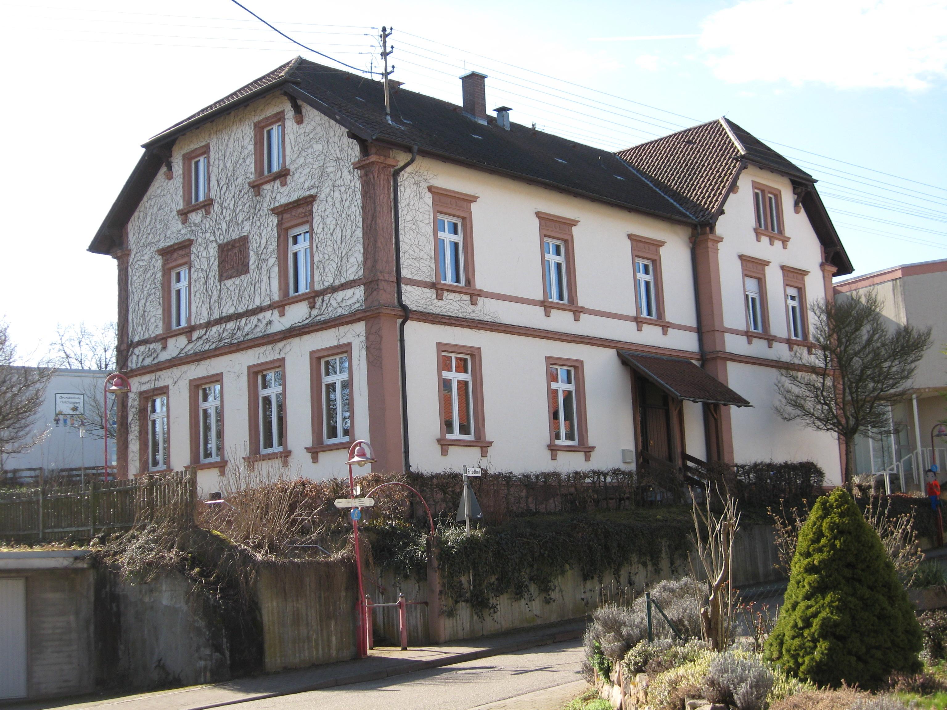 Hort Holzhausen Gebäude
