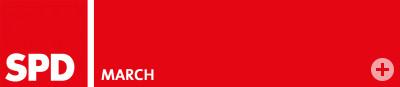 Erweitertes Logo March SPD