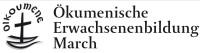 Logo Ökumenische Erwachsenenbildung March