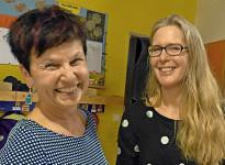 2017-12-06 Karin Schuster im Ruhestand