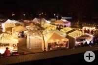 Weihnachtsmarkt March Bürgleplatz