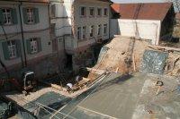 5.4.2007 Blick über die Baustelle