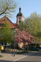 19. April 2007 Rathaus Kirche Neuershausen