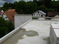 Dachgeschoss Flachdach