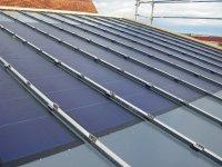 eingesetzte Solarmodule