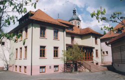 Ansicht Gebäude Grundschule Neuershausen