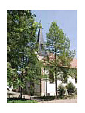 Evangelische Kirche March im Ortsteil Hugstetten