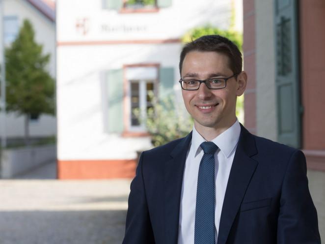Bürgermeister Helmut Mursa