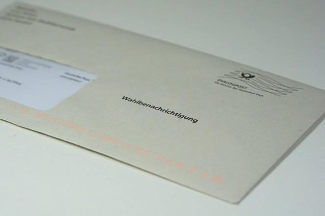 Briefwahl Symbolbild
