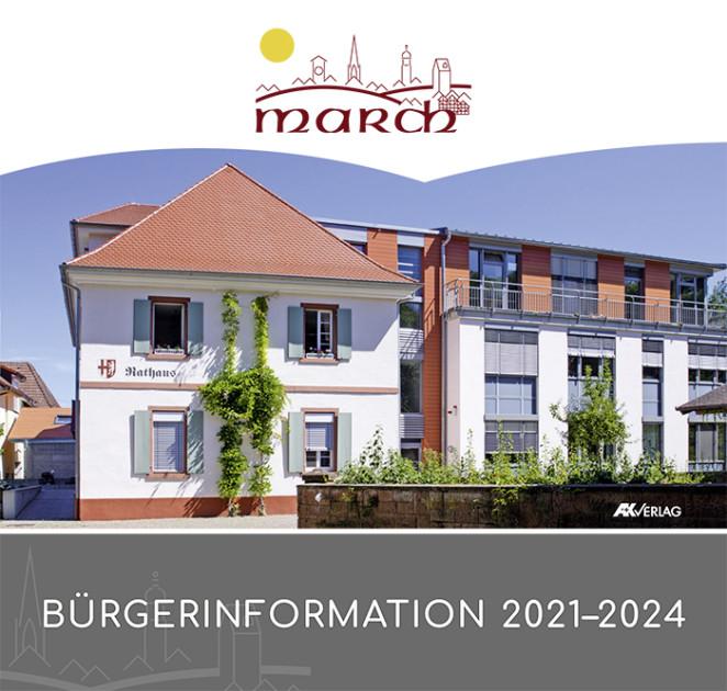 Titelbild Bürgerbroschüre 2021-2024